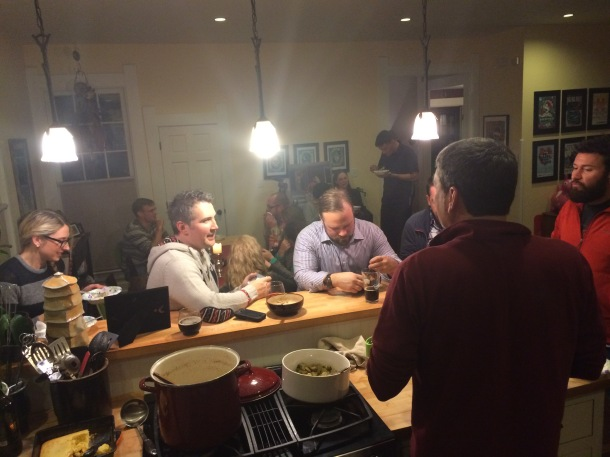 City Suppers Indy 1