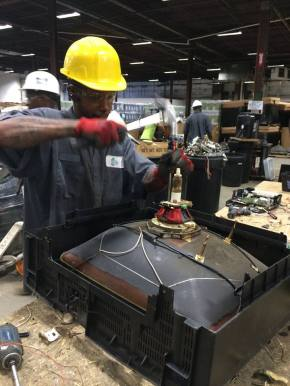 Recycle For a StrongerWorkforce