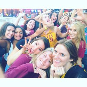 Sun Devils Homecoming 2015