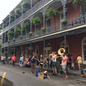 Bourbon Street, Jazz Fest and JELLO Shot Syringes